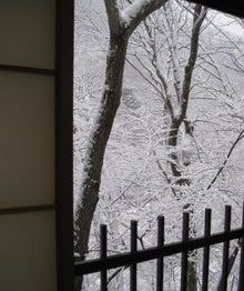 東町@なんだか日和-雪景色