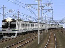 $おれっち-RailSim市川駅修正後の風景