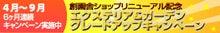 エクステリア&ガーデン設計・施工専門店 創園舎 堀江 聡のブログ-創園舎のキャンペーン