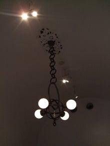 アートテラー・とに~の【ここにしかない美術室】-照明