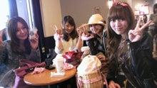 読者モデル藤澤花恵のドクモカフェブログ-2010040313290000.jpg