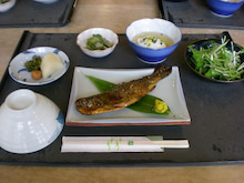 夫婦世界旅行-妻編-朝食
