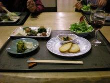 夫婦世界旅行-妻編-夕食