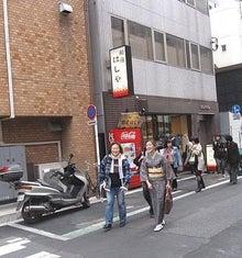 ワークライフバランス 大田区の女性社長日記-はしやの前