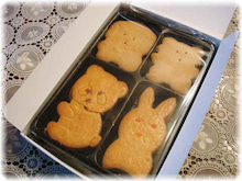 泉屋東京店◆動物クッキー2