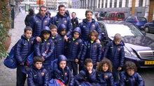 $欧州サッカークラブとの仕事を語るブログ-整列