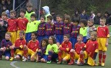 $欧州サッカークラブとの仕事を語るブログ-試合前