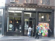 N.Y.に恋して☆-Starbucks