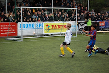 欧州サッカークラブとの仕事を語るブログ-Lokeren7