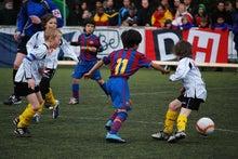 欧州サッカークラブとの仕事を語るブログ-Lokeren3