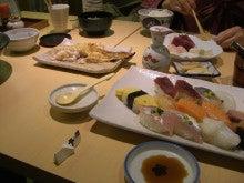 東京でプチスローライフ-祖母の焼き魚が中央に