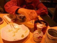 東京でプチスローライフ-ガリを食べる祖母