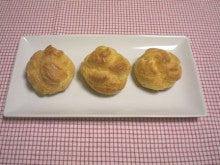 料理教室 ciao -ちゃお- のブログ-シュークリーム