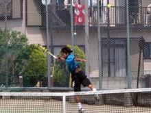 いつだってテニス成長期!!-辛い試合だったね。
