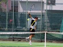 いつだってテニス成長期!!-男らしい試合だったよ。
