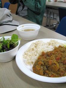 緑化推進事業の活動報告-本日の昼食