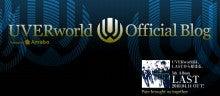 UVERworld Crew Blog