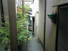 浦島町まちづくりのブログ-路地