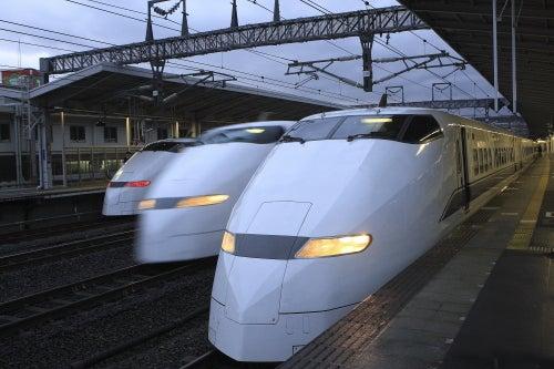 海獣いるか・おるか-新幹線