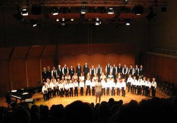 北欧からコンニチワ-少年合唱団