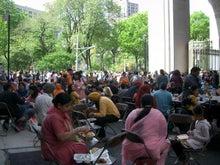 N.Y.に恋して☆-Indian Festival1