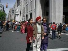 N.Y.に恋して☆-Indian Festival2