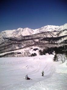 つがちゃんブログ・栂池高原スキー場日記