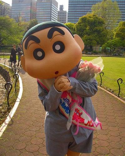 クレヨンしんちゃんオフィシャルブログ「しんちゃんのブリブリBLOG2010」Powered by Ameba