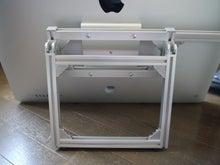 $DTM机 ◆ 自作のススメ-iMac自作VESAスタンド