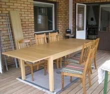 北欧からコンニチワ-新しい家具・1