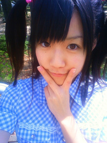 池本真緒「GO!GO!おたまちゃんブログ」-201004281412000.jpg