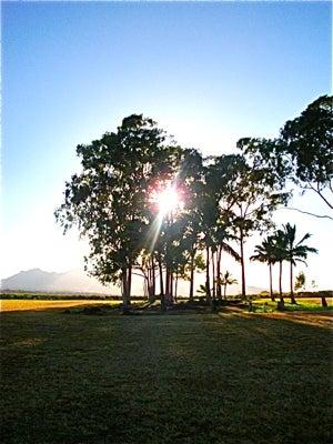 心とカラダが元気になる...   「楽園サプリ」 by Moe Hawaii-クカニロコと夕陽