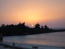 「ステュディオス」な生活-宮古の夕日