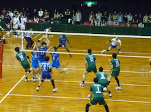 $東京ヴェルディバレーボールチーム公式ブログ-0501対大分三好430