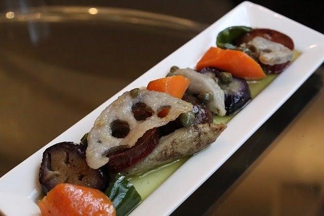 おいしい時間のごはんとレシピ@主に高円寺-レインボー_野菜