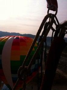 5月3日今朝の気球