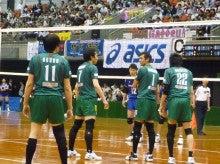東京ヴェルディバレーボールチーム公式ブログ-0503対Panasonic667