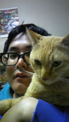 KGの生活日記-ナギと僕