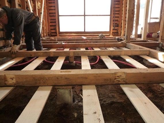 $リノベーションで北海道の豊かな暮らし-札幌の一戸建てリノベーション現場