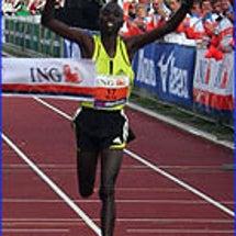 ケニアマラソン代表・…