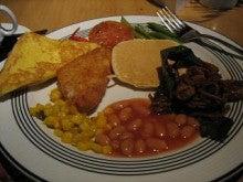 まいトマトのブログ-061210朝食1