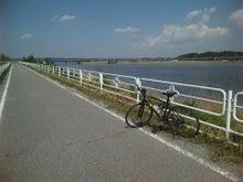 シニアランナーのランニング日記-印旛沼サイクリングロード