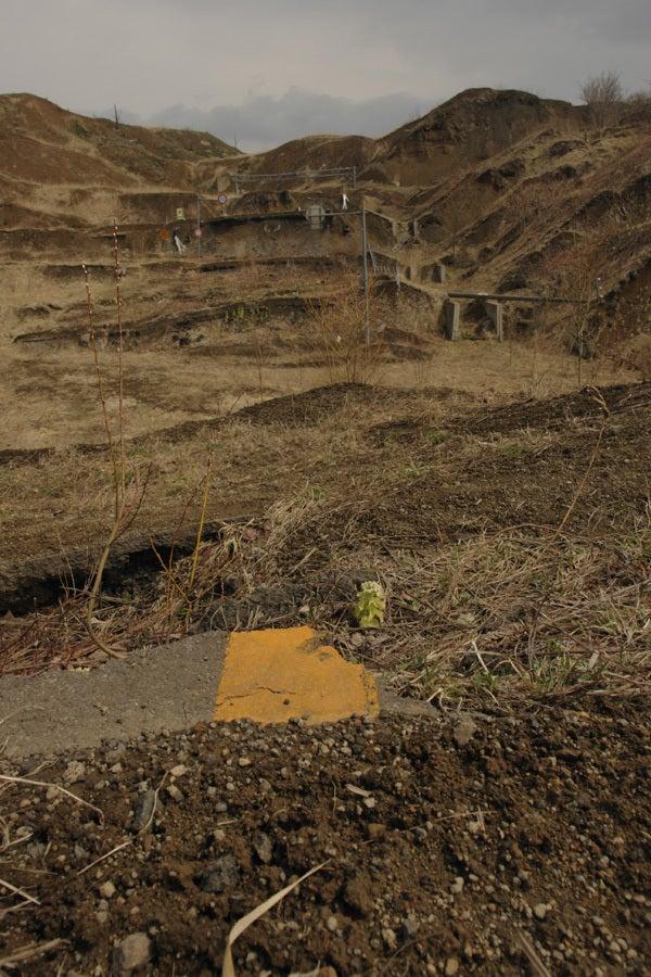 第1回 国道230号旧道 洞爺湖有珠山災害遺構