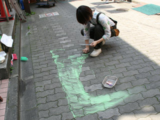 モヤモヤ高円寺―となりのおみせ[高円寺]制作日誌―-松本かなこさん