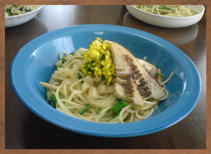 $■■ しゅな色の日々は1コマずつ ■■-oneday-2010-05-10-pasta.jpg