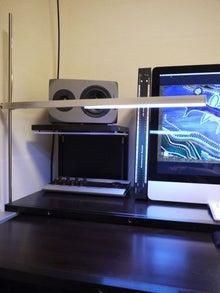 $DTM机 ◆ 自作のススメ-LEDデスクライト