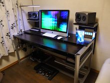$DTM机 ◆ 自作のススメ-DTM机_angle_desk