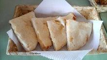 ΘウマたんMemoΘ : BWs100Rの秘密基地から発信! 食べ歩き帳ё 【ザ・美味探索MEMO】-チーズ・ナン