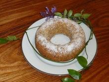 HANA CAFE-banana cake1