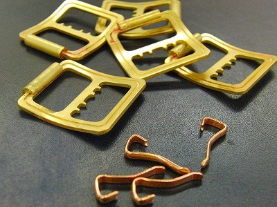 METAL HOUSE - about metal fittings --村上淳さまShantiiオリジナルブーツ金具